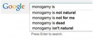 Monogamy is not natural